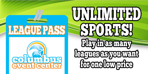 Learn more about our LEAGUE PASSES
